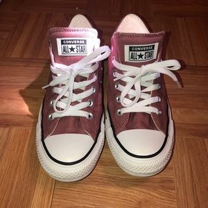 Lo-Top Converse Women's size 8
